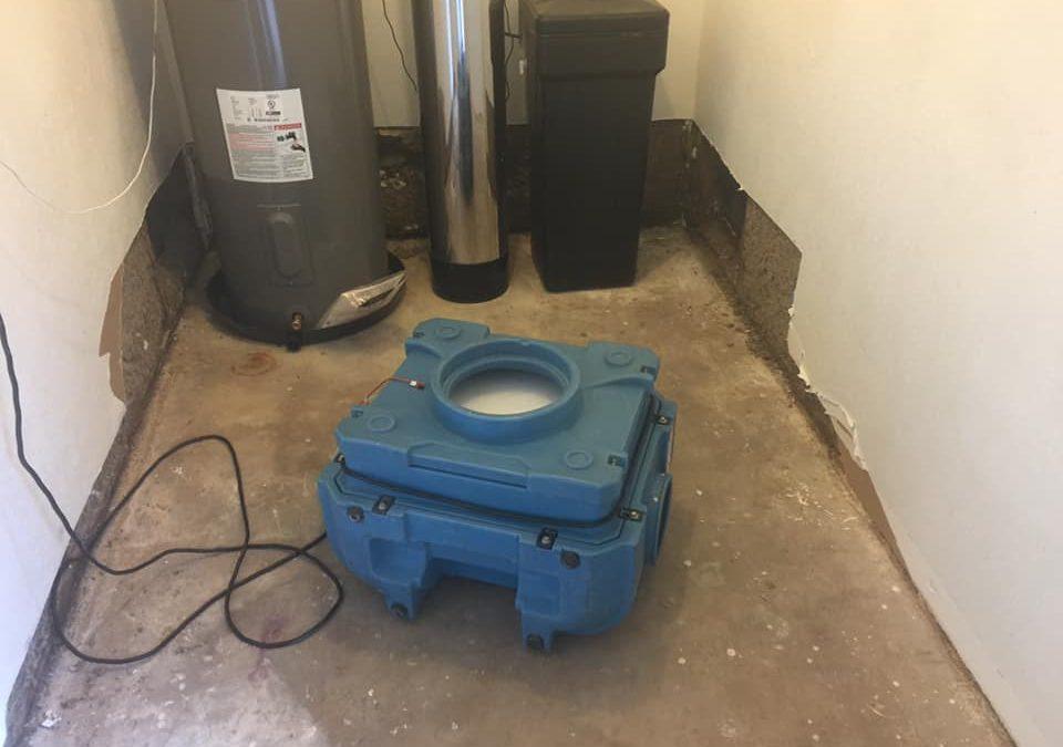 Litchfield Park, AZ: Water Damage